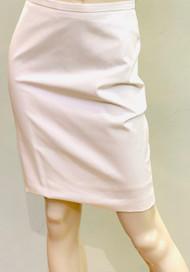 Max Mara Corinto Skirt in Ivory