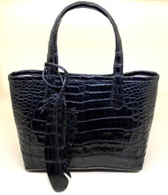 Nancy Gonzalez Mini Erica Tote in Black
