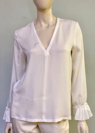 Max Mara Aosta Long Sleeve Blouse
