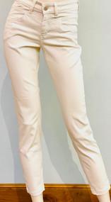 MAC Dream Slim Jean in Dirty Snow White