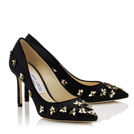 Jimmy Choo Romy Embellished Pump