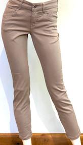 MAC Dream Slim Jean in Ginger Brown