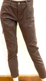 MAC Rich Cargo Cotton Pants in Nutria