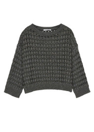 *PRE-ORDER* Fabiana Filippi Braid Stitched Sweater