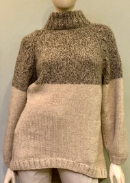 Hania Celesta Sweater in Natural Mix
