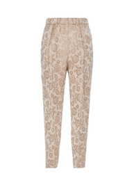 *TRUNK SHOW* Fabiana Filippi Elastic Jogging Brocade Pants