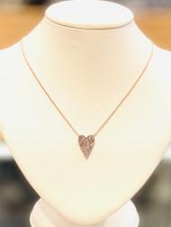 *TRUNK SHOW* Sylva & Cie. Champagne Diamond Heart Ten Table