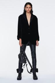 Dorothee Schumacher Sleek Performance Pants in Black