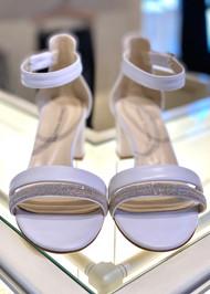 Fabiana Filippi Metal Embellished Strap Sandals
