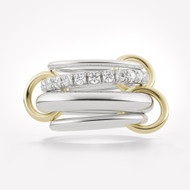 *PRE-ORDER* Spinelli Kilcollin Sterling Silver Luna 4 Link Ring