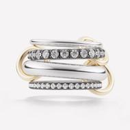 *PRE-ORDER* Spinelli Kilcollin Sterling Silver Cassini SG 4 Link Ring