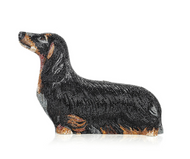 *PRE-ORDER | PRE-FALL '21* Judith Leiber Couture Romeo Dachshund Novelty Clutch