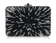 *PRE-ORDER | PRE-FALL '21* Judith Leiber Couture Slim Slide Hyperdrive Novelty Clutch