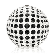 *PRE-ORDER | PRE-FALL '21* Judith Leiber Couture In Orbit Sphere Novelty Clutch