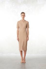 Chiara Boni La Petite Robe Adorata SJE Printed Sheath Dress