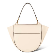 Wandler Hortensia Medium Calf Leather Bag in Ivory