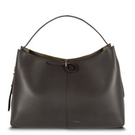 *PRE-ORDER* Wandler Ava Big Calf Leather Tote Bag in Space