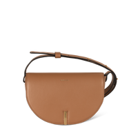 Wandler Nana Calf Leather Crossbody Bag in Amber