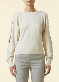 Altuzarra Thallo Sweater in Ivory