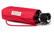 DAVEK Mini Umbrella in Red