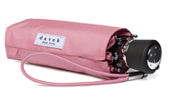 DAVEK Mini Umbrella in Pink
