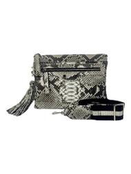 *PRE-ORDER* J.Markell Jo Crossbody Clutch Bag in Natural