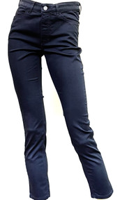 Mac Dream Cotton Jeans in Power Dark Blue
