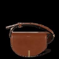 Wandler Nana Calf Leather Crossbody Bag in Sienna