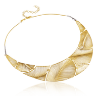 *POP UP EVENT* Luisa Rosas 18K Yellow Gold Tribe Necklace