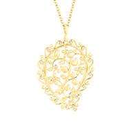 Tamara Comolli 18K Yellow Gold India Dream Pendant with Diamonds