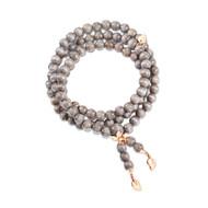 *PRE-ORDER* Tamara Comolli 18K Rose Gold Medium India Greywood Bracelet