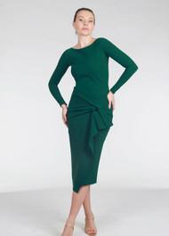 *FALL/WINTER 2021 TRUNK SHOW* Chiara Boni La Petite Robe Hale Midi Dress