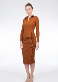 *FALL/WINTER 2021 TRUNK SHOW* Chiara Boni La Petite Robe Juno Velvet Dress