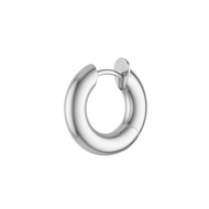 Spinelli Kilcollin 18K White Gold Macro Hoop Earrings (Pair)
