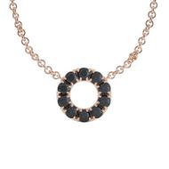 Spinelli Kilcollin Ayla Noir Necklace