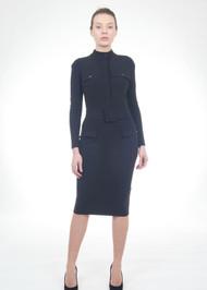 *FALL/WINTER 2021 TRUNK SHOW* Chiara Boni La Petite Robe Hanife Dress