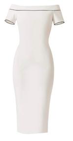 *PRE-ORDER* Chiara Boni La Petite Robe Cumelen Piping Dress