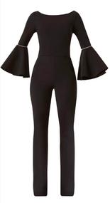 *PRE-ORDER* Chiara Boni La Petite Robe Beybey Piping Jumpsuit