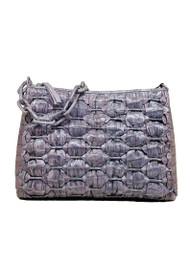 Nancy Gonzalez Medium Woven Elaphe Anna Bag