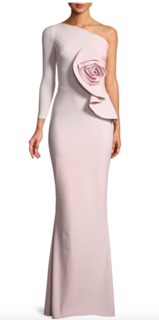 38369300 ... Chiara Boni La Petite Robe Poudre Noriko Long Dress. Image 1. Image 2.  Image 3. See 2 more pictures