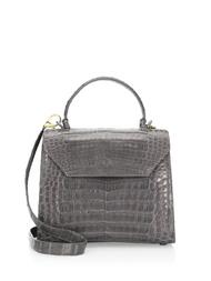 Nancy Gonzalez Crocodile Lady Bag