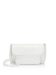 Nancy Gonzalez Shiny Crossbody Bag