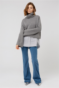 Dorothee Schumacher Casual Coziness Flare Pants