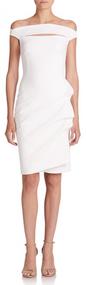 Chiara Boni La Petite Robe Bianco Melania Dress