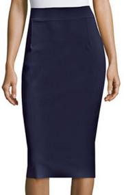 Chiara Boni La Petite Robe BluNotte Lumi Skirt