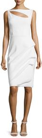 Chiara Boni La Petite Robe Bianco Angie Dress
