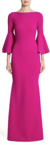 Chiara Boni La Petite Robe Azalea Iva Long Dress