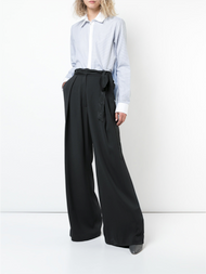 Adam Lippes Cotton Jacquard Shirt