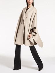 Max Mara Basilio Draped Cashmere Coat
