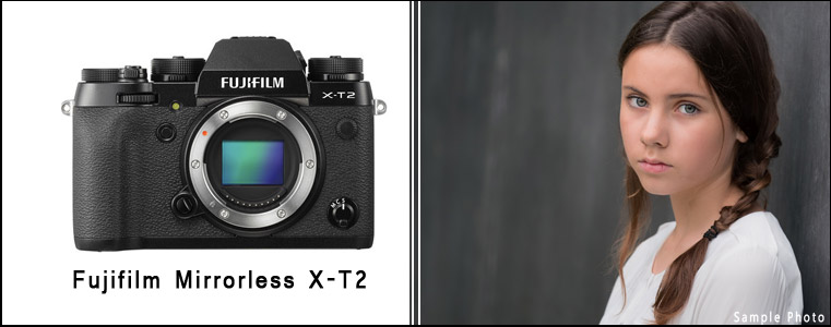 Just In: Fuji X-T2 Mirrorless Review - Berger Brothers